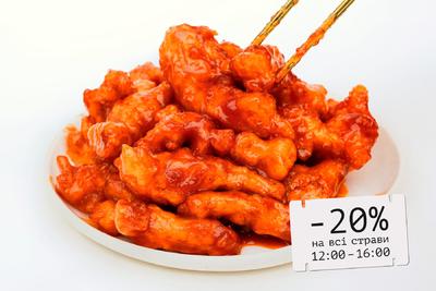 Китайський обід