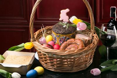 Великодні кошики від Gastrofamily